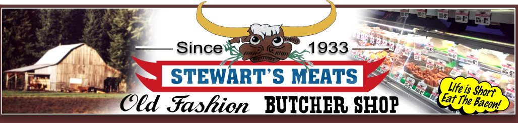 Stewart S Meat Market 17821 State Hwy 507 Yelm